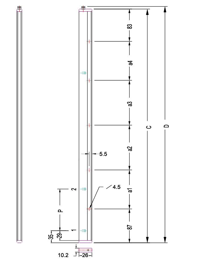el-a系列安全门电梯专用光幕