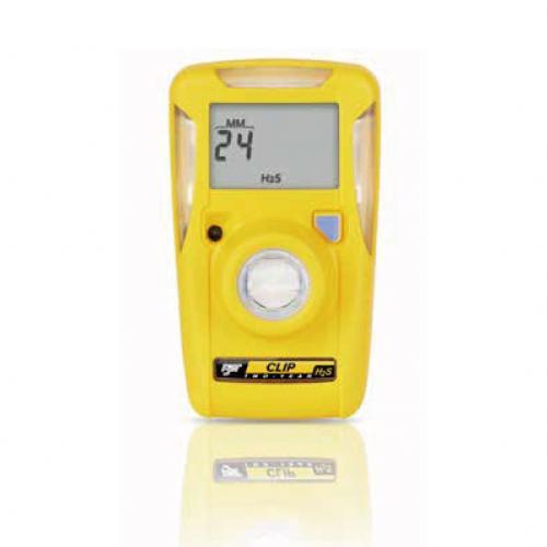 BWClip RT 免維護單用氣體偵測器