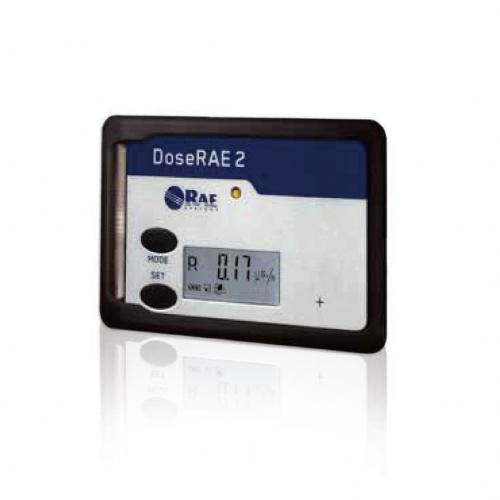 DoseRAE 2 電子直讀式x、r個人劑量警報器