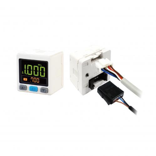 P400系列-三色數位顯示類比顯示錶