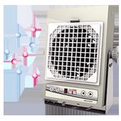 風扇型靜電消除器